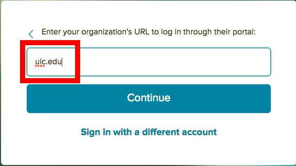 organization url