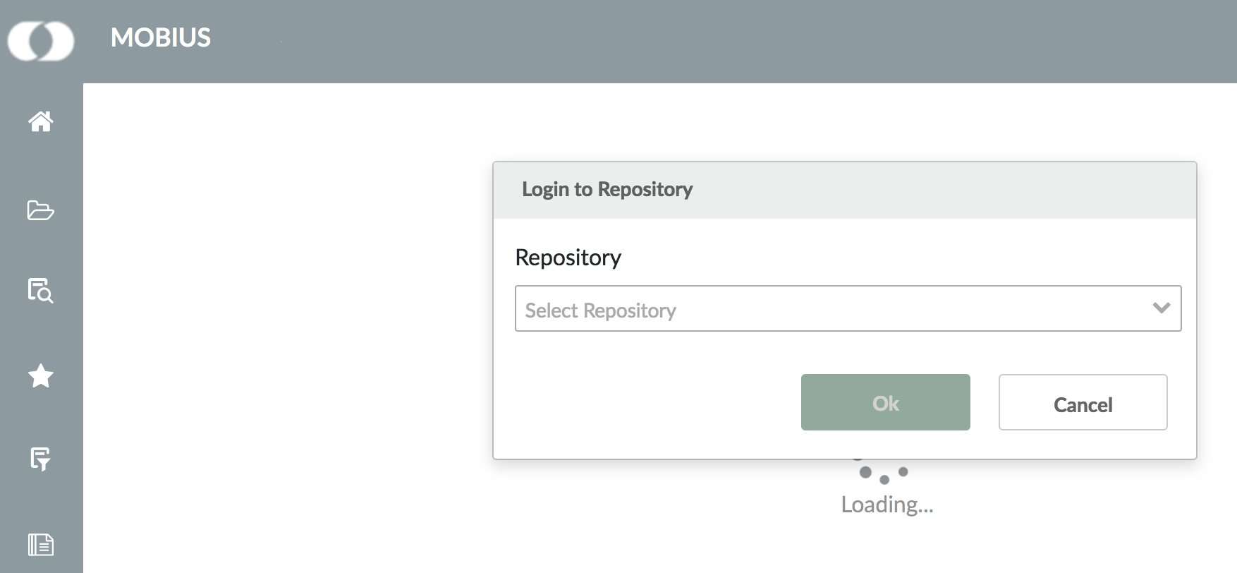 Select Repository