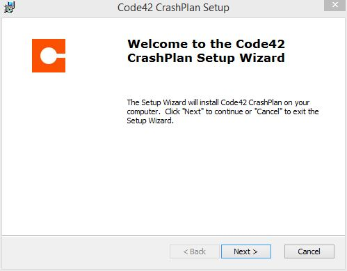 Install Splash screen, setup wizard
