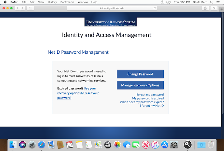 Enterprise Connect Identity and Access Management