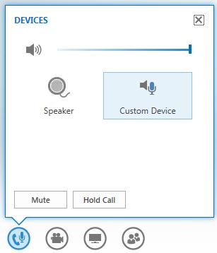 Custom Device
