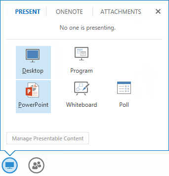 Share PowerPoint