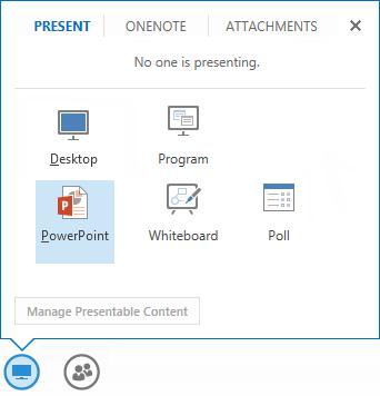 Upload PowerPoint