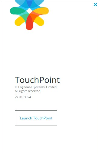 TouchPoint Upgrade Launch TouchPoint