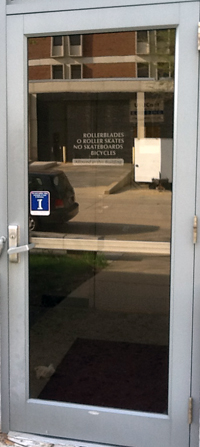 Door Sticker