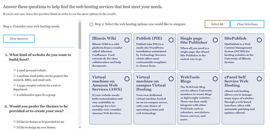 Visit the Web Hosting Finder for more service comparisons.