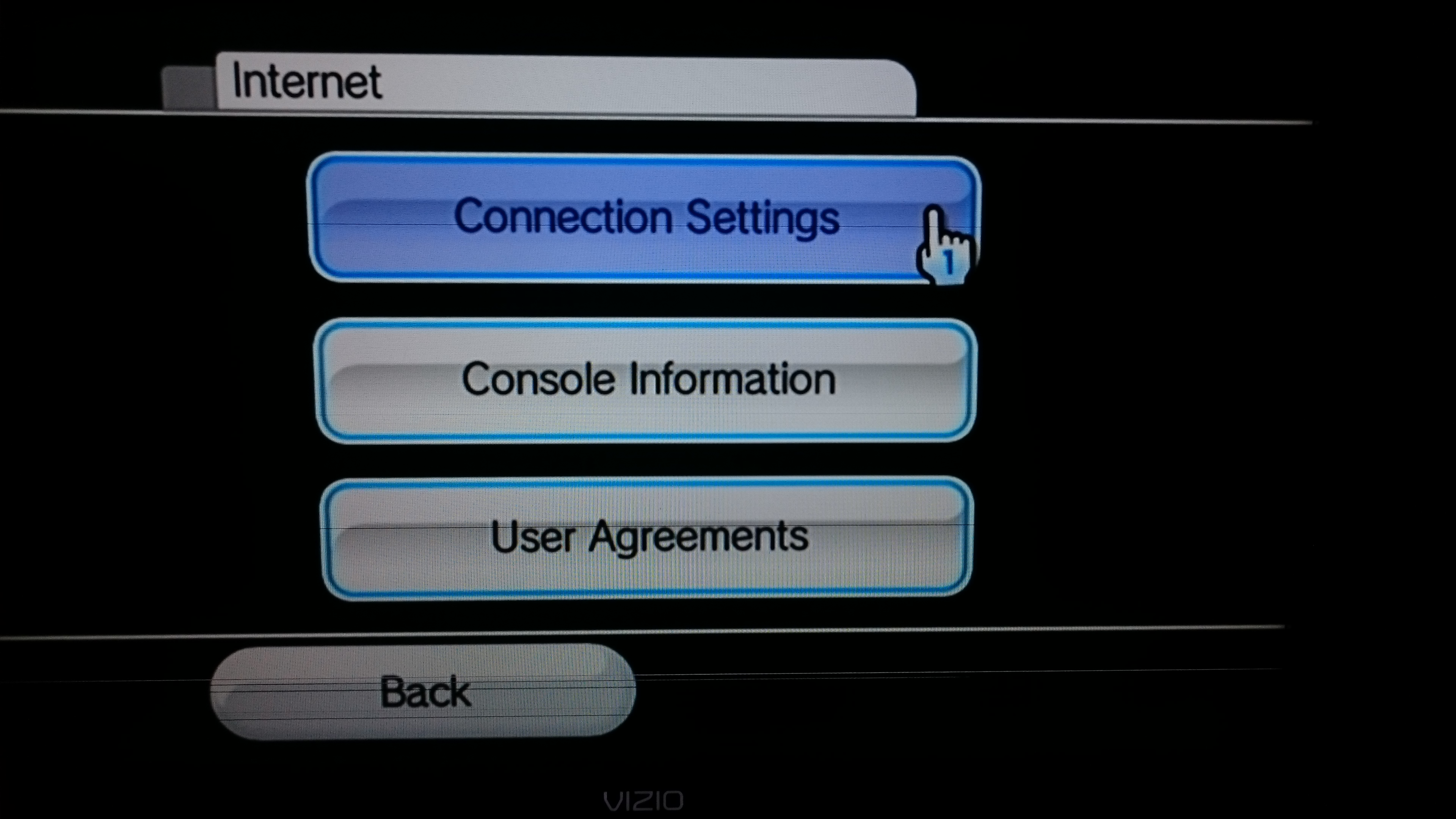 Wii Step 6