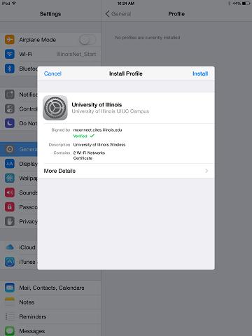 iOS Step 6a