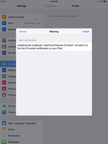 iOS Step 6b