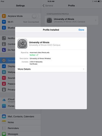 iOS Step 7