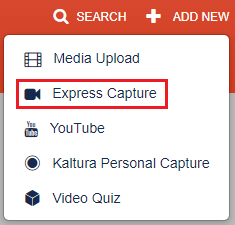 Express Capture