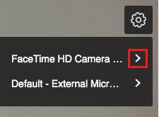 Camera arrow icon