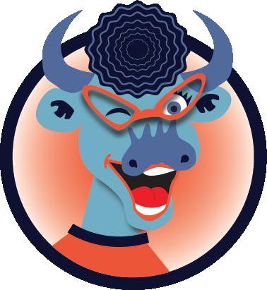 Wiking Moodle Mascot