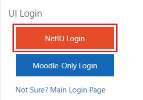 NetID login