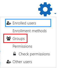 Click Groups