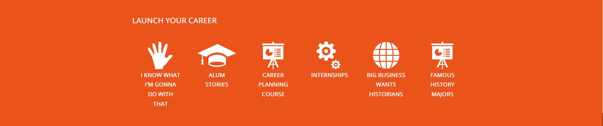 Example Career Paths Bar