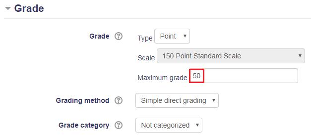 Assignment - Edit Grade