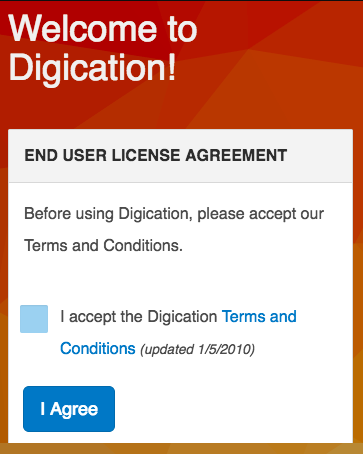 End User License Agreement
