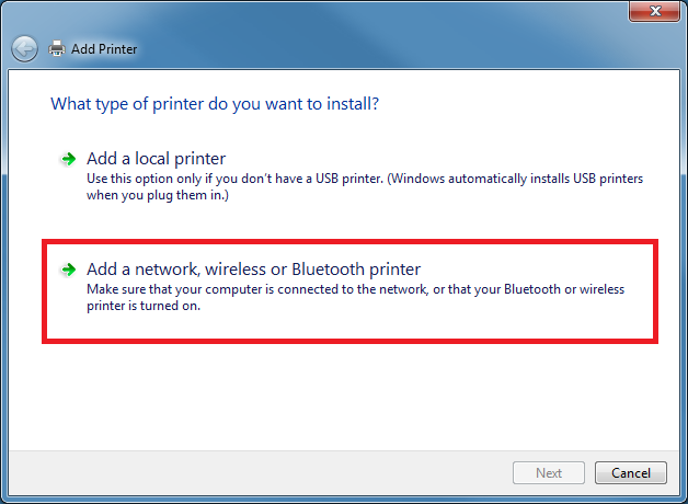 Addanetwork,wirelessorBlutoothprinter.PNG