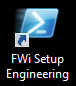 Image of FWi Setup Engineering Desktop Link