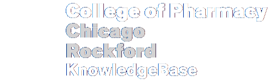 UIC College of Pharmacy DEMO KnowledgeBase